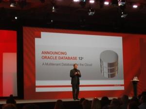 Ya está disponible Oracle Database 12c, la primera base de datos diseñada para la nube