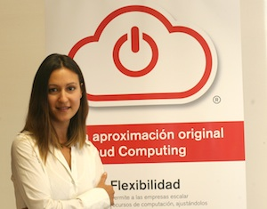 Sandra Sanchez, Solution Architect de Claranet