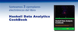 Sorteo de Haskell Data Analytics
