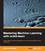 Libro Mastering Machine Learning with Scikit-learn