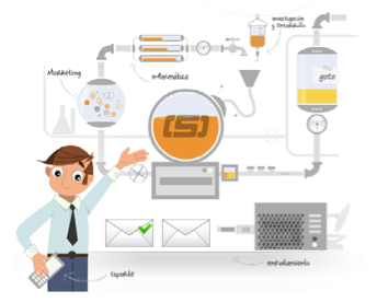 El proceso del email marketing