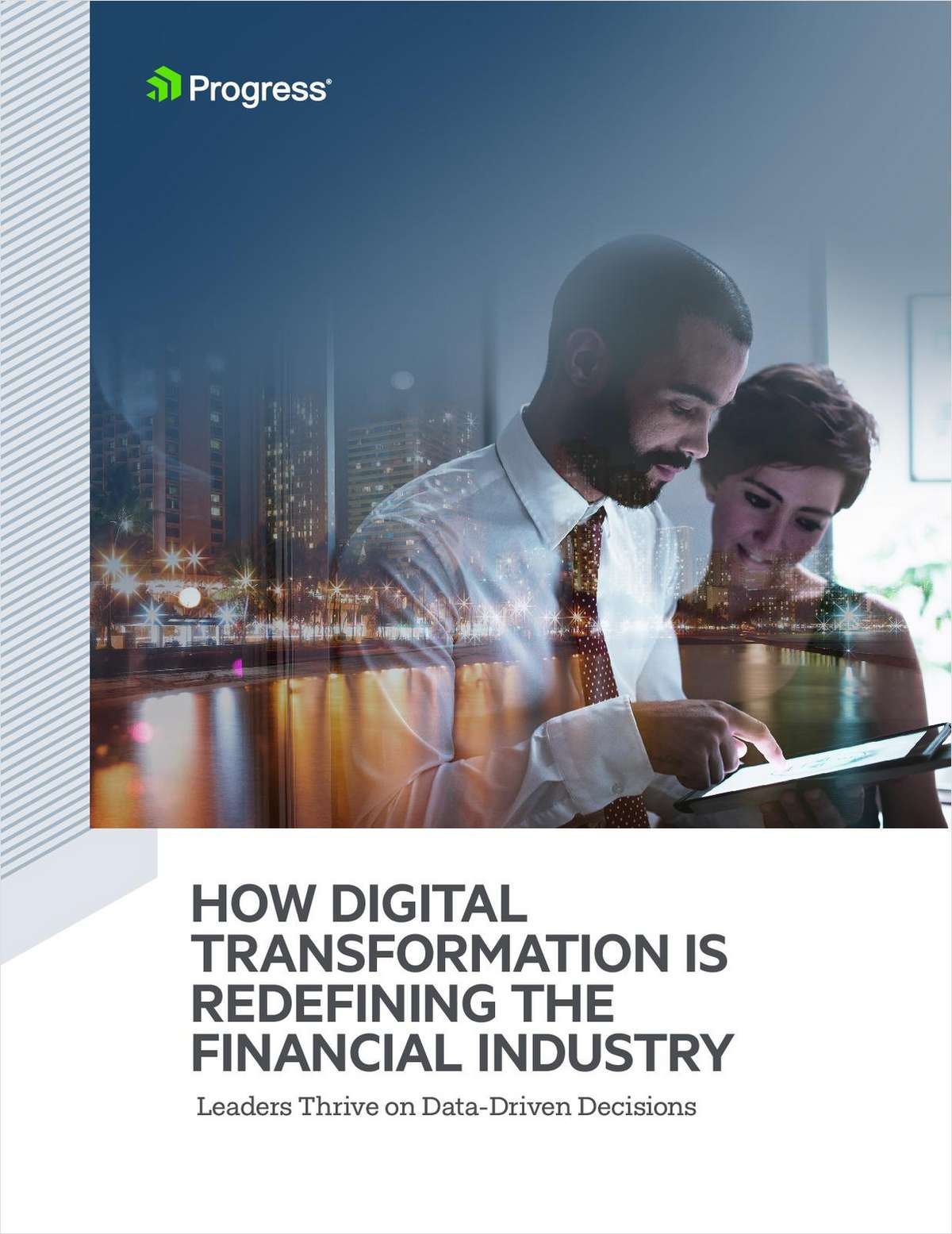 Digital Transformation in Financial Industry