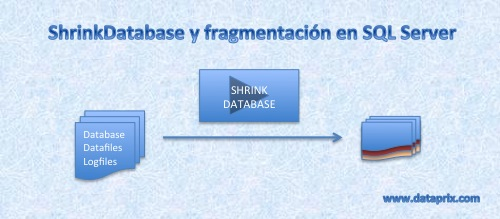 ShrinkDatabase de SQL Server