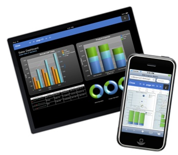 Business Intelligence en dispositivos móviles